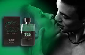 £25.99 instead of £49 for a 50ml bottle of Gucci Guilty Black Eau de Toilette from Wowcher Direct - save 47%