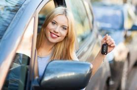 £19 for 4 hours of beginner driving lessons in a wide range of UK locations, £24 to include an online theory tool with ADI Network - save up to 82%