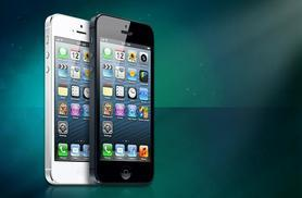 £169 (from ClickWrap) for an unlocked grade B refurbished iPhone 5 16GB - save 47%