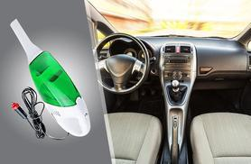 £9.99 instead of £34.99 (from eGlobal Shoppers) for a 12V car vacuum cleaner - save 71%
