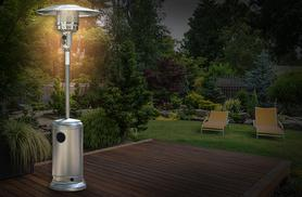 £79.99 (from Oypla) for a free standing gas patio heater!