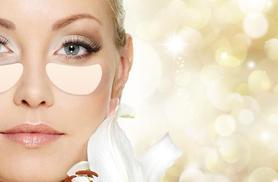 £9.99 instead of £149.99 (from Look Good Feel Fabulous) for 50 'gold collagen' eye masks - save 93%
