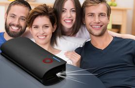 £12.99 for a 3-in-1 powerbank, selfie remote and flashlight from Wowcher Direct!