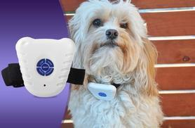 £4.99 instead of £24 (from Aven Republic) for an ultrasonic dog collar that aims to reduce barking, or £8.99 for 2 collars - save up to 79%