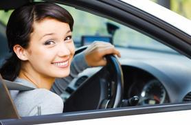 £14 instead of up to £69 for 4 hours of driving lessons from In The Right Lane, Nottingham & Derby - save up to 80%