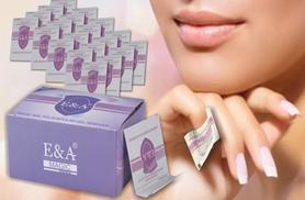 £6 instead of £32 (from Eden Organic Care) for 120 gel nail polish removal wraps, £10 for 240 - save up to 81%