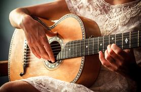 £21 instead of £60 for five 1-hour group guitar lessons with SWS Music, Earlsfield - save 65%