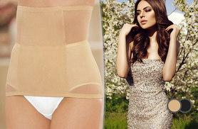 £8 instead of £49.99 (from Alvi's Fashion) for a set of two  'tummy trimmer' belts - choose black or nude and save 84%