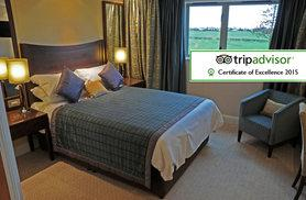 £99 (at the Wrightington Hotel) for a 1-night stay for 2 including a 3-course dinner, breakfast and leisure access, £149 for 2 nights - save up to 49%