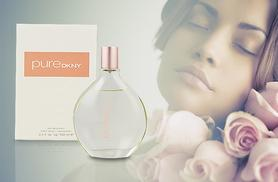 £19.99 instead of £67.01 for a 100ml bottle of DKNY Pure Rose or Verbena eau de parfum from Wowcher Direct - save up to 70%