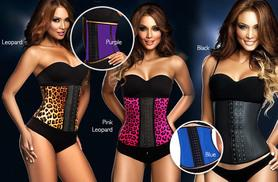 £19.99 instead of £54.99 (from Who Runs the World) for a 'celebrity waist trainer' - choose from five styles and save 64%