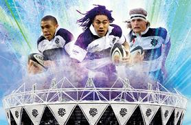 £10 for a child ticket to the Barbarians vs Samoa rugby match @ the Olympic Stadium, from £23 for an adult ticket