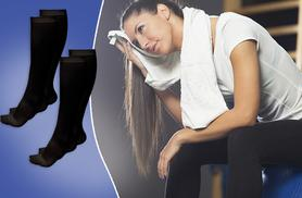 From £5 (from Pretty Essential) for up to four pairs of compression socks - save up to 75%