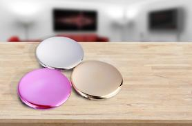£14.99 instead of £34.99 (from Piggy Parcel) for a GlamPower mirror power bank - save 57%