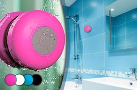 £9 instead of £23.99 (from Chimp Electronics) for a Bluetooth shower speaker - shake it in the shower & save 62%