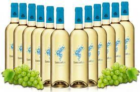 £39 instead of £115.35 (from San Jamón) for 12 bottles of Bascarlon Sauvignon Blanc - save 66%