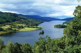 £69 (at the Bridge of Tilt Hotel, Perthshire) for a 2-night break for 2 with breakfast, £89 for 3 nights - save up to 57%
