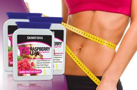 £18 instead of £119.97 (from Skinny Diva) for a three-month* supply of T5 Raspberry Lean capsules - save 85% + DELIVERY INCLUDED!