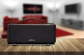 £34.99 instead of £97.72 for an indoor or outdoor Veho 360° retro wireless bluetooth speaker from Wowcher Direct - save 64%
