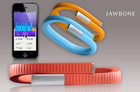 £49.99 instead of up to £89.99 for a Jawbone UP24 activity wristband from Wowcher Direct - choose from three colours and save up to 44%