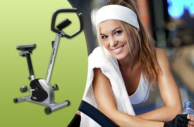 £49 (from Salus Sports) for a cardio fitness exercise bike