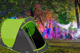 £19.99 for a fast pitch two-person tent from Wowcher Direct