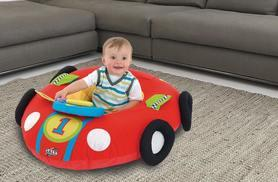 £29.99 instead of £48.91 (from Galt) for a baby's Playnest® Car - keep your little one entertained & save 39%