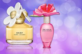 From £29.99 instead of up to £50 for a 50ml bottle of Marc Jacobs Honey, £34.99 for a 50ml bottle of Marc Jacobs Daisy, Dot or Oh, Lola! - save up to 40%