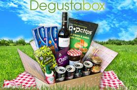 £4.99 instead of up to £12.99 (from Degustabox) for an 11-piece food hamper - try something new and save up to 62%