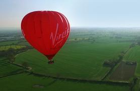 £99 for an Anytime Plus hot air balloon experience with Champagne for one person, £189 for two - choose from over 100 locations and save up to 50%