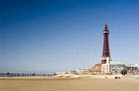 £59 instead of up to £110 (at The Melville Hotel, Blackpool) for a two-night stay for two including breakfast, £89 during the Blackpool Illuminations - save up to 46%
