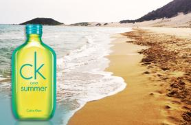 £14 instead of £32 (from The Beauty Store) for a 100ml bottle of Calvin Klein One Summer eau de toilette - save 56%