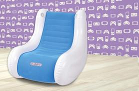 £19.99 instead of £69.99 (from Groundlevel.co.uk) for an inflatable chair with a pair of built-in speakers - save 71%