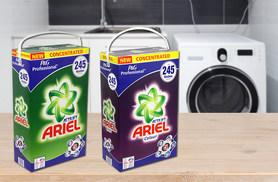 £24.99 instead of £69 for Ariel Actilift or Actilift Colour washing powder with 245 washes - save 64%