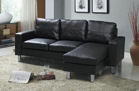 £249 instead of £499 for an L-shaped corner sofa from Wowcher Direct - save 50%