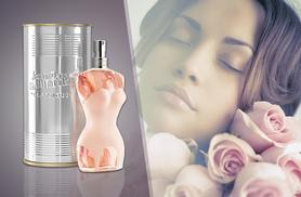 £36 instead of £69.01 for a 100ml bottle of Jean Paul Gaultier Classique for women, £38 for 125ml Le Male from Wowcher Direct - save up to 48%