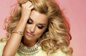 £21 for a cut, blow dry, half-head of highlights and glass of Pimms, £26 for a full-head of highlights at Exquisite Hair and Beauty, Tooting - save up to 70%
