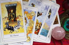 £8 instead of £35 for a 20-minute tarot telephone reading with Jan Psychic Medium - explore the world of the unknown and save 77%