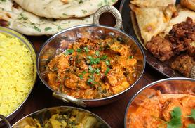 From £15 for a three-course Indian meal for two people, from £29 for four at Priya Restaurant, Moseley - save up to 62%