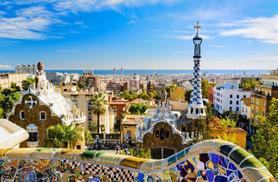 From £89pp instead of up to £132.31pp (with Tour Center) for a two-night Barcelona break with return flights, from £119pp for three nights - save up to 33%