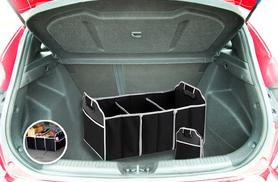 £3.99 instead of £19.99 (from SA Products) for a collapsible car boot storage organiser or £6.99 for two - save up to 80%