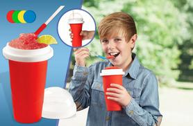 £6 instead of £29.99 (from London Exchainstore) for an instant slushy maker cup - stay cool this summer and save 80%