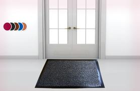 £4.99 instead of £37 (from Groundlevel) for a 'Dirt Grabber' non-slip doormat, £7.99 for two - choose from five colours and save up to 87%