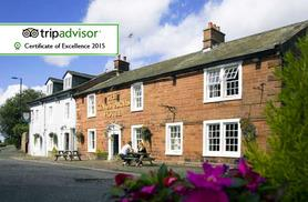 £59 for an overnight Cumbrian break for 2 including a full English breakfast, £89 for 2 nights or £129 for 3 nights at The Kings Arms, Temple Sowerby - save up to 51%