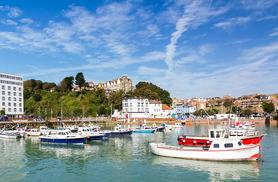 £69 for an overnight B&B getaway for two in one of 127 great locations from Buyagift!
