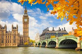 £9 instead of £23 for a quiz tour of London, £17 for 2 people with Great British Tours - save up to 61%