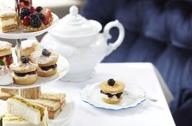 £39 for a champagne afternoon tea for two people at over 37 UK locations from Activity Superstore