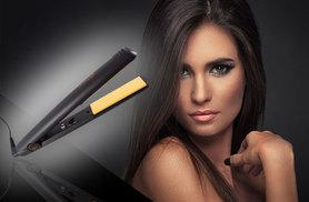 £49.99 for a set of grade A refurbished GHD V hair stylers, £54.99 to include a carry bag, iron guard and sectioning clips