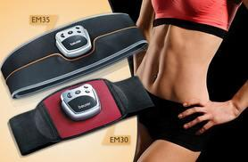 £24.99 instead of £39.99 (from CurrentBody.com) for a Beurer EM30 'stomach toning belt', or £29.99 for a Beurer EM35 - shape up and save up to 38%