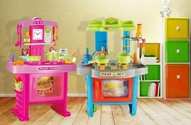 £19.99 instead of £49.99 (from Funky Buys) for a kids' play set - choose from seven different designs and save 60%